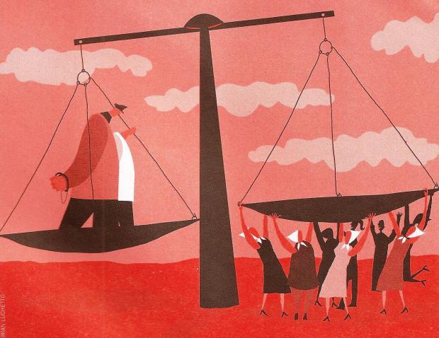Imagen de  Impugnamos a cuatro candidatos a fiscales y jueces por la falta de un compromiso claro con los derechos humanos